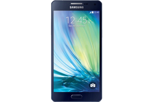 Samsung Galaxy A5 A500 black-экран