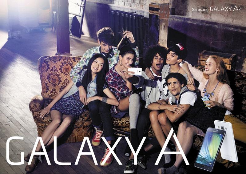Samsung Galaxy A5 A500-фотовозможности устройства