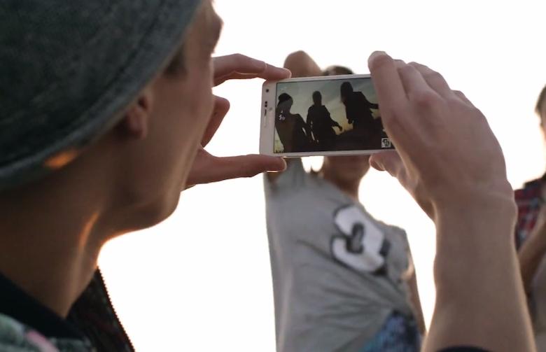 Samsung Galaxy A5 A500-фотовозможности