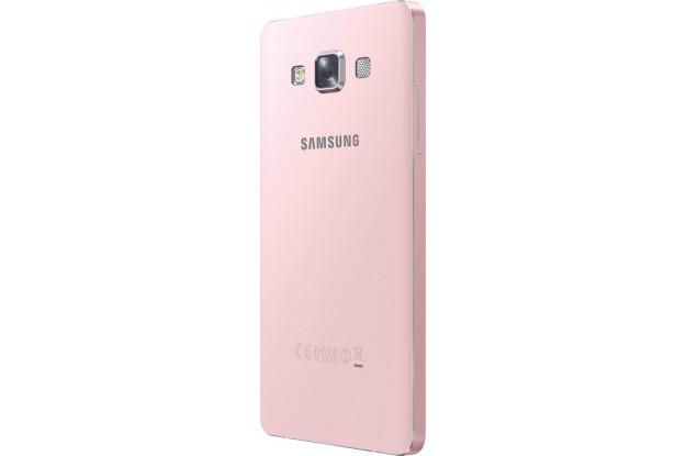 Samsung Galaxy A5 A500 pink-задняя панель