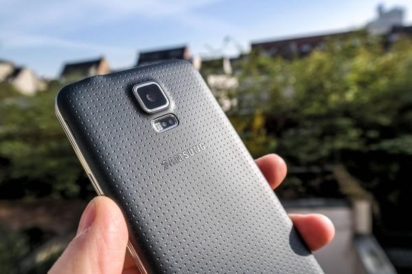 Samsung Galaxy Alpha-текстурированное покрытие