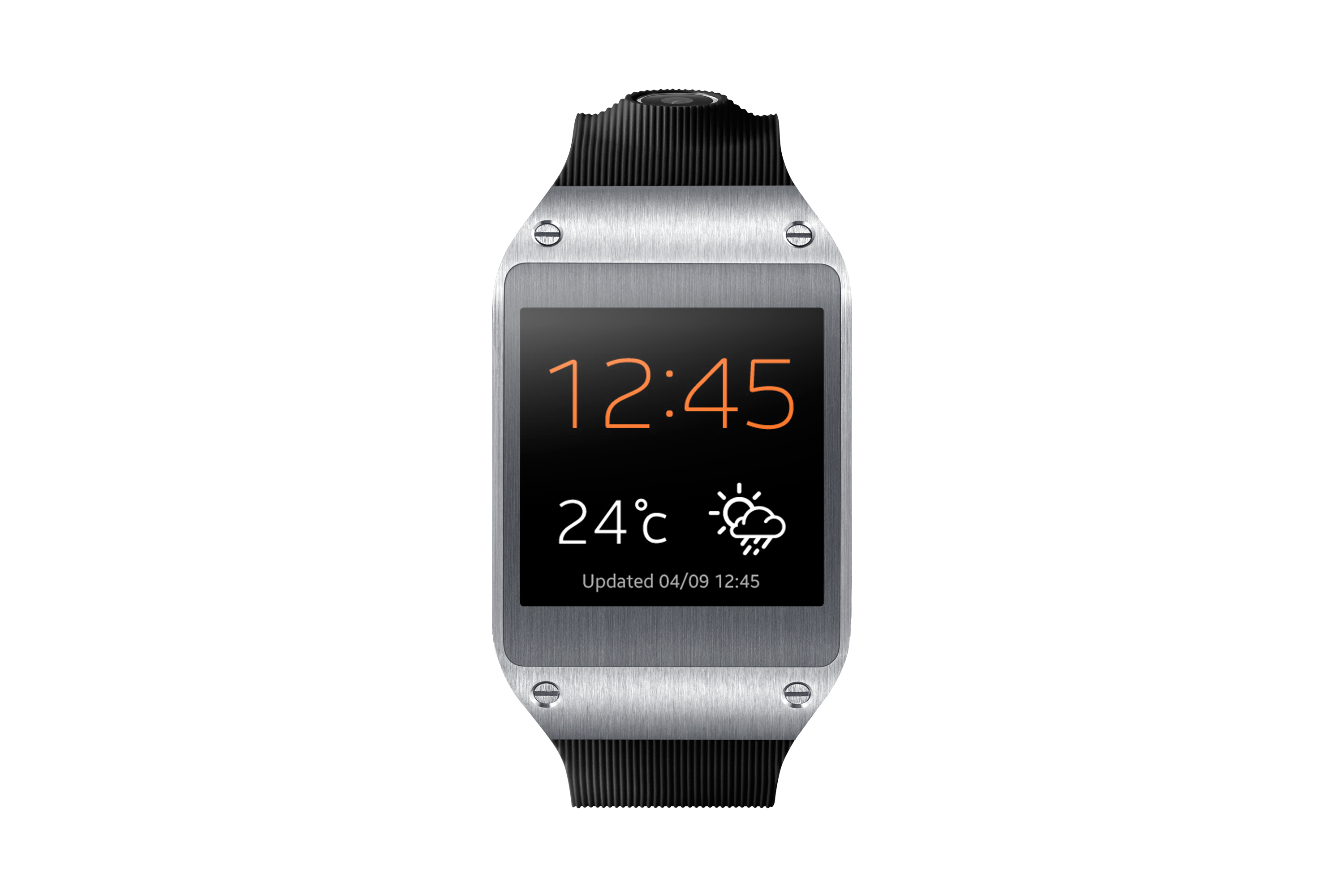 Samsung Galaxy Gear - экран