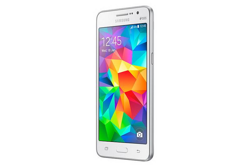 Samsung Galaxy Grand Prime Duos представляет собой ...