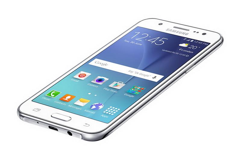 Samsung Galaxy J5 - Дисплей