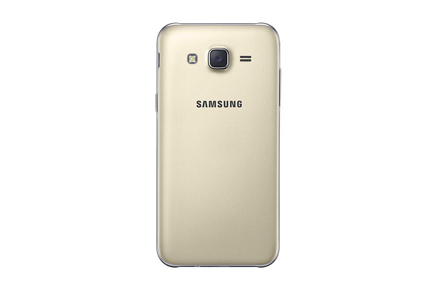 Samsung Galaxy J5 - Задняя панель