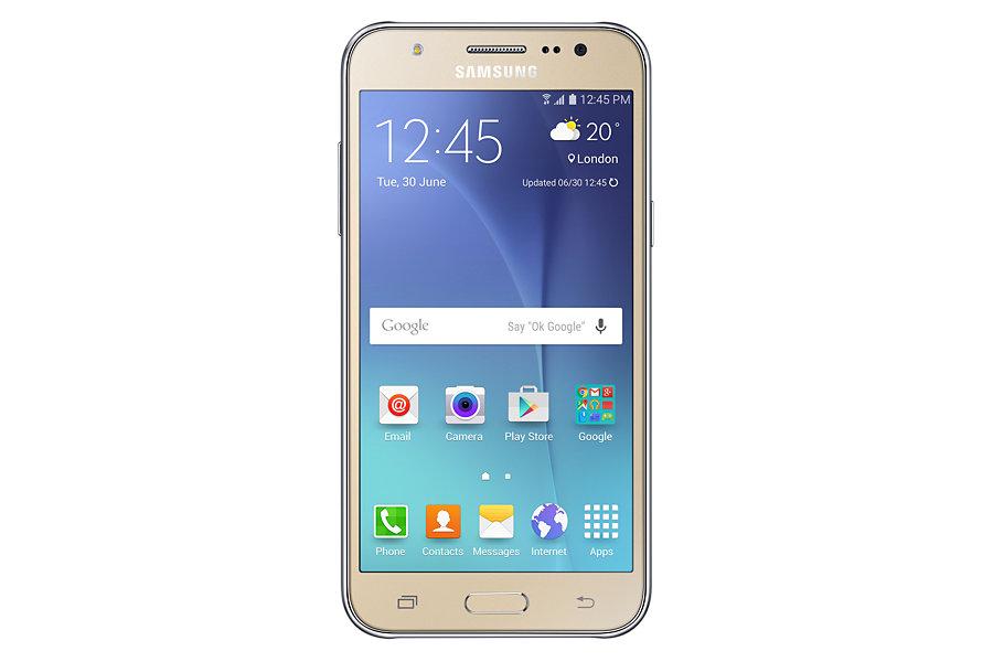 Samsung Galaxy J5 - Внешний вид