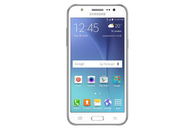 Samsung Galaxy J5 - Передняя панель