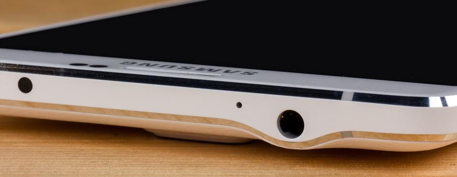 Samsung Galaxy Note 4- Эргономика