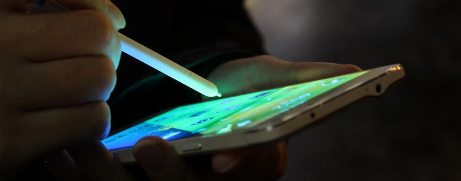 Samsung Galaxy Note 4- Дисплей и стилус