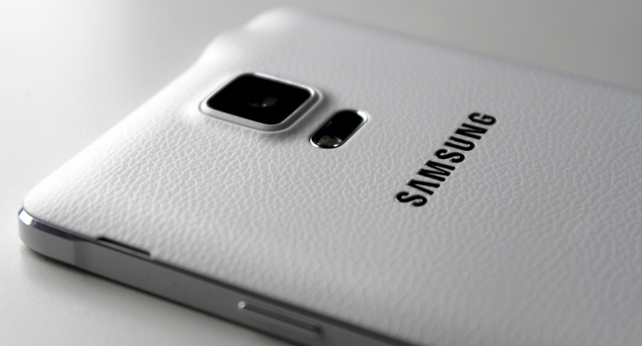 Samsung Galaxy Note 4- Камера тыл