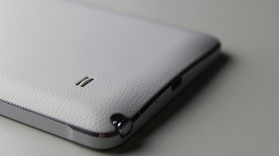 Samsung Galaxy Note 4-Задняя панель