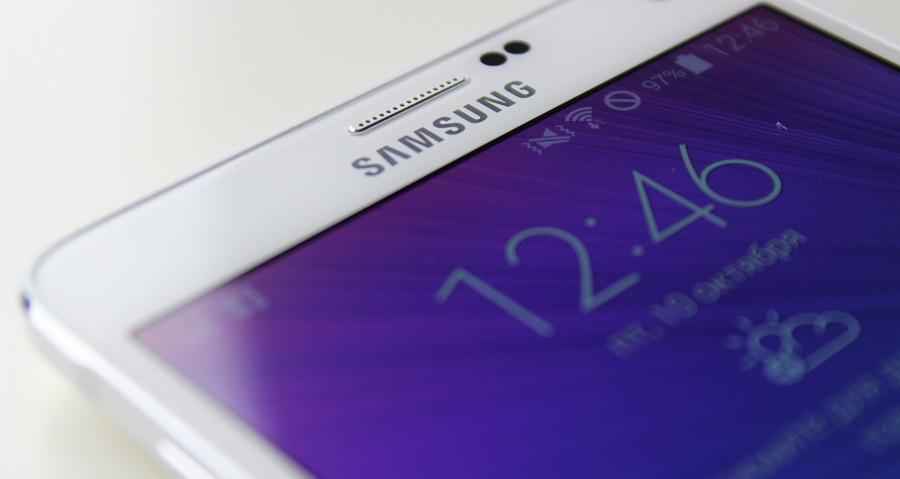 Samsung Galaxy Note 4- Дисплей