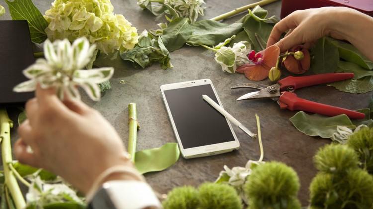 Samsung Galaxy Note 4- Экран и Стилус