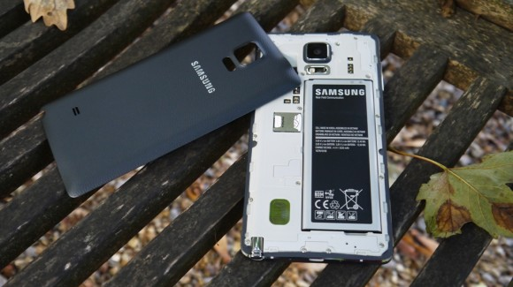 Samsung Galaxy Note 4-что внутри