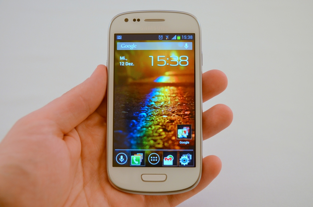 Samsung Galaxy S3 Mini Neo I8200 - Экран
