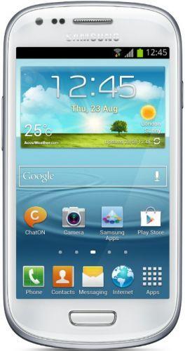 Samsung Galaxy S3 Mini Neo I8200 - Фронтальная панель
