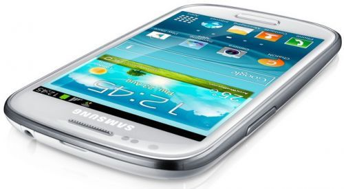 Samsung Galaxy S3 Mini Neo I8200 - Верхняя грань