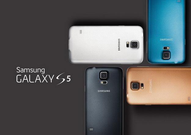 Samsung Galaxy S5 - главное фото