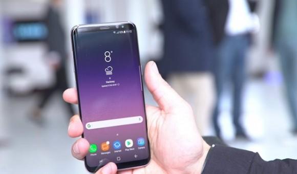 Samsung Galaxy S8+ прошел жестокий тест на изгиб