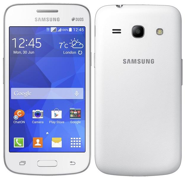af37440bf7c6b Обзор смартфона Samsung Galaxy Star Advance - характеристики ...