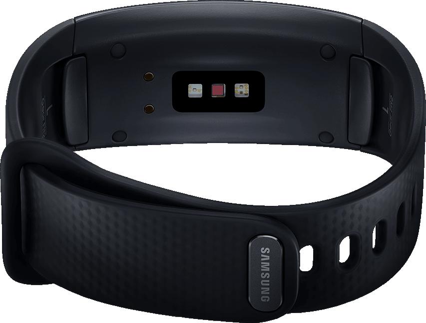 Samsung Gear Fit 2-датчики