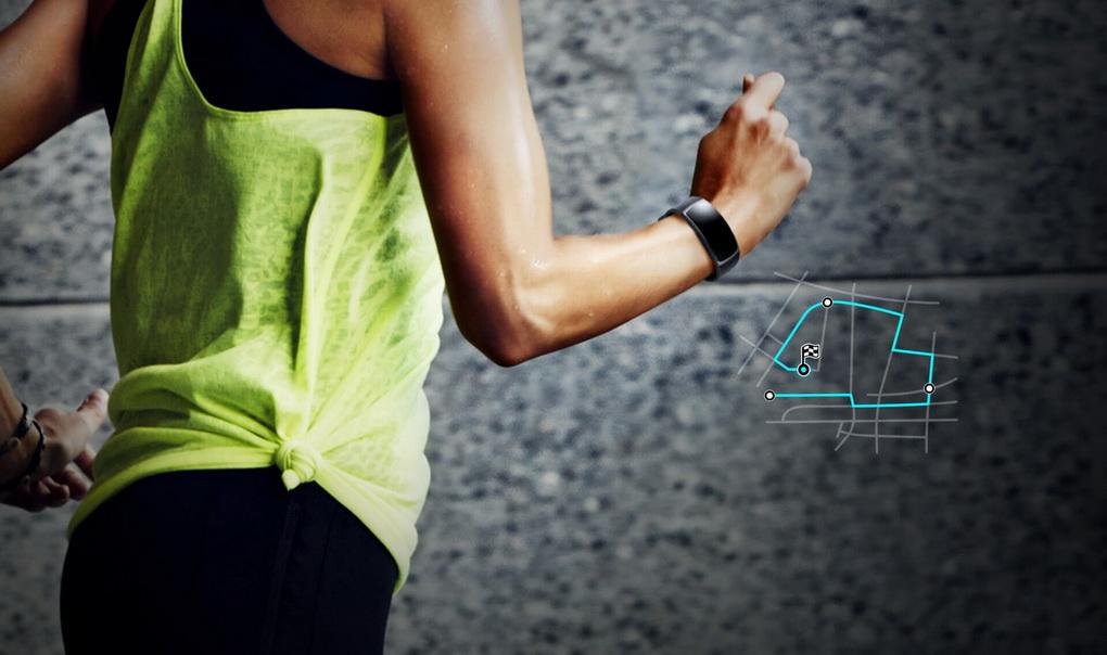 Samsung Gear Fit 2-фитнес по GPS