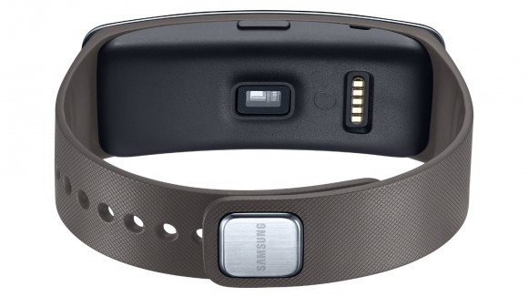 Samsung Gear Fit - датчик
