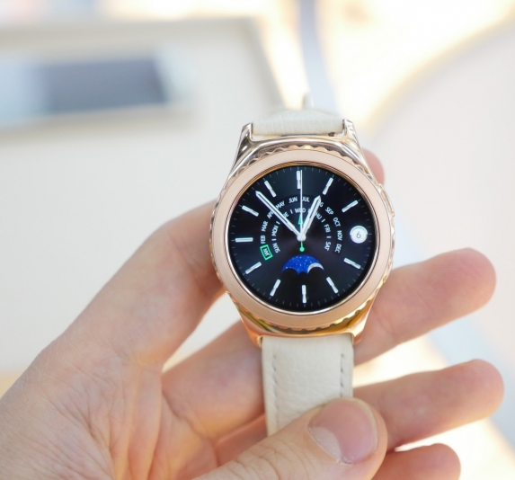 Samsung Gear S2 Classic-новый вариант