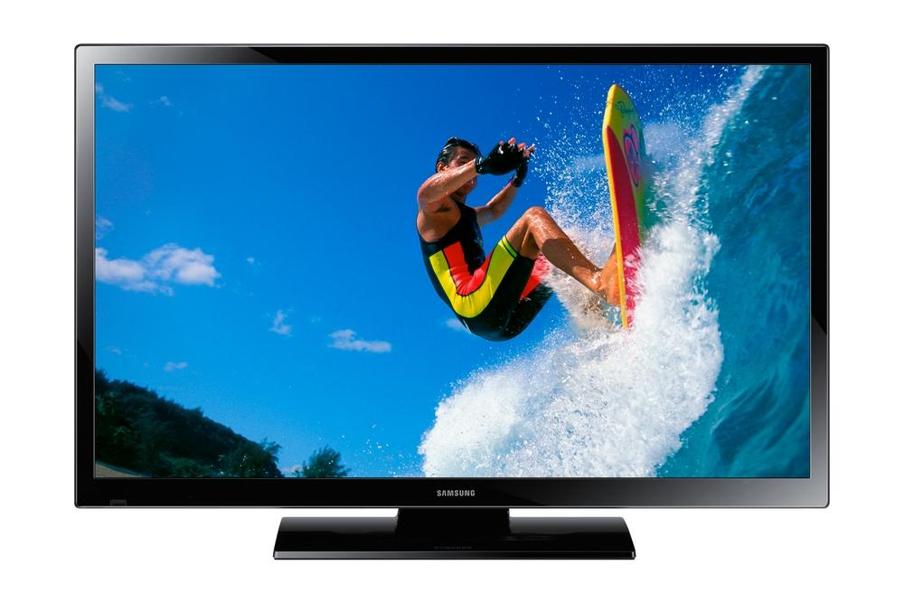 Samsung PE43H4000AKXUA - экран