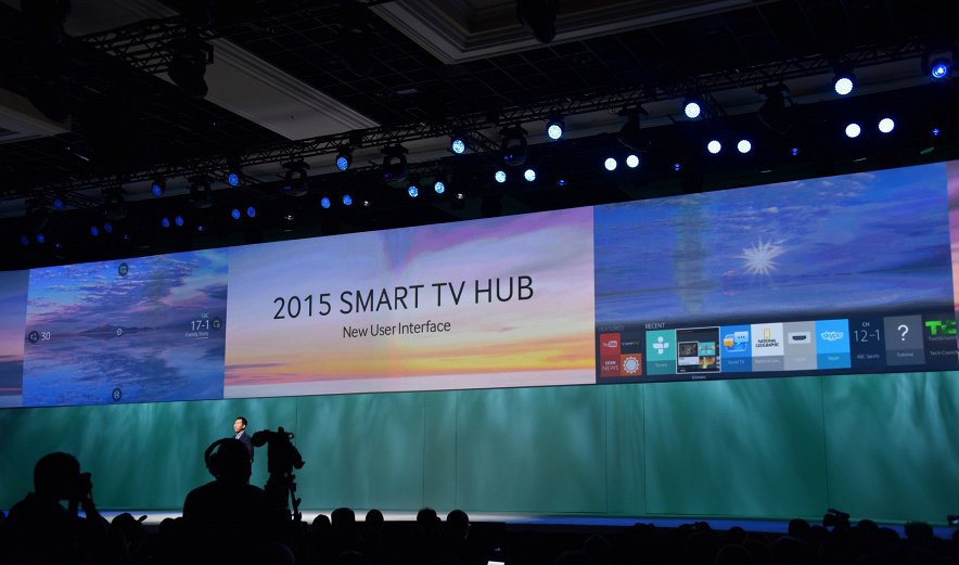 Samsung-SMART TV Hub