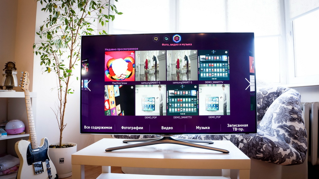 Samsung-SMART TV