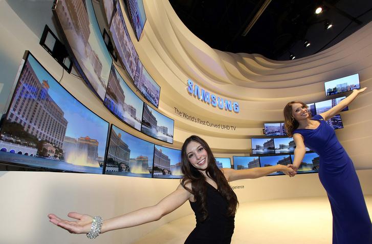 Samsung TV-CES-2015