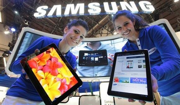 Samsung готовит новый 10-дюймовый планшет - главное фото