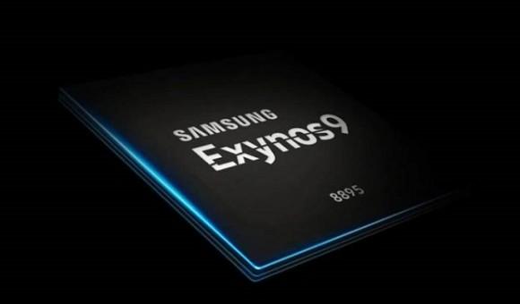 Samsung официально анонсировала чипсет Exynos 8895