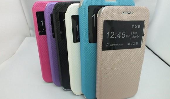 Samsung планирует выпустить чехол Flip Cover со встроенным E-Ink экраном