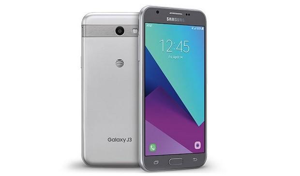 Samsung представила новый смартфон Galaxy J3
