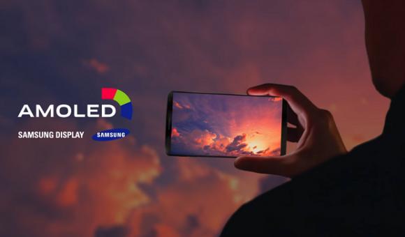 Samsung разрабатывает AMOLED-экран с рекордной плотностью пикселей