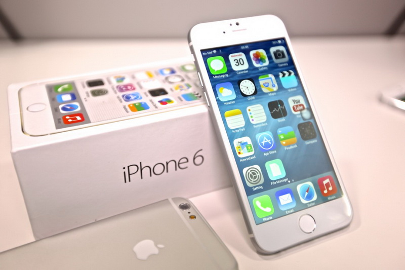 Самые интересные смартфоны 2014 года - iPhone 6 и iPhone 6 Plus