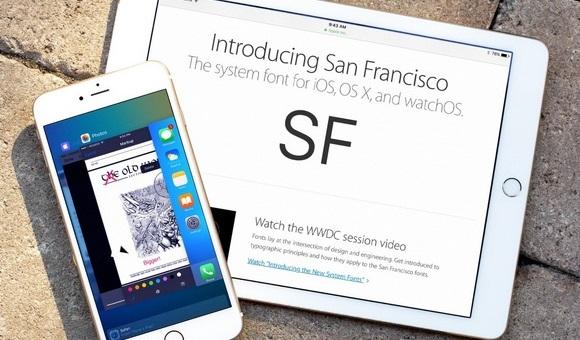 Самый подробный обзор iOS 9. Часть 10. Встроенные приложения и новые функции - главное фото