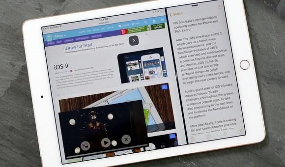 Самый подробный обзор iOS 9. Часть 5. Многозадачность на iPad - главное фото