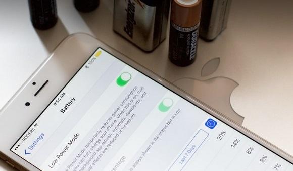 Самый подробный обзор iOS 9. Часть 7. Производительность и энергопотребление - главное фото