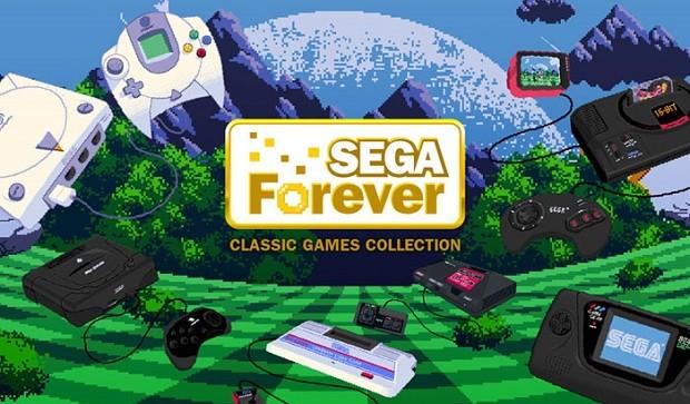 Sega выпускает бесплатную коллекцию классических ретро-игр на iPhone и Android