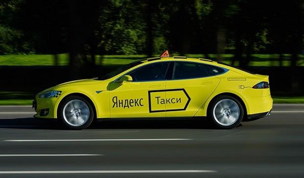 Сервис «Яндекс.Такси» уже ощутил на себе украинские санкции