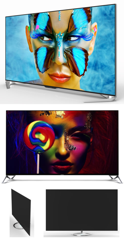 Sharp UHDTVs-CES-2015