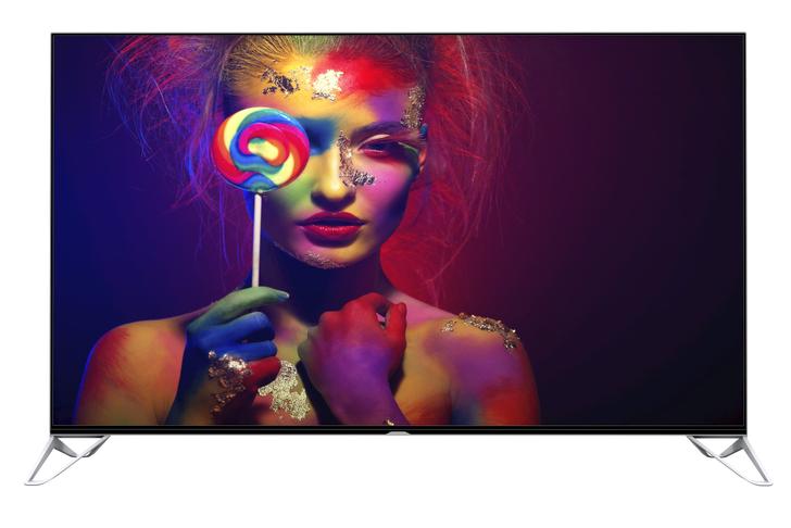 Sharp-новые телевизоры на CES