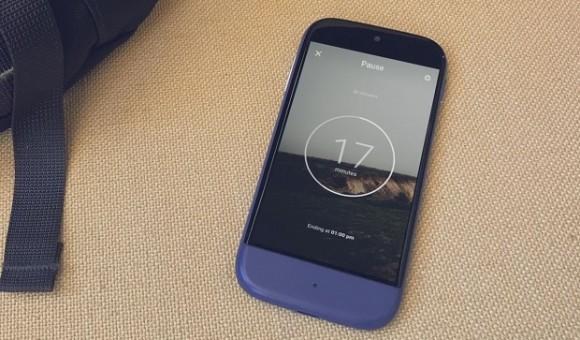 Стартап недели от АЛЛО: Siempo — смартфон, который будет отговаривать вас им пользоваться