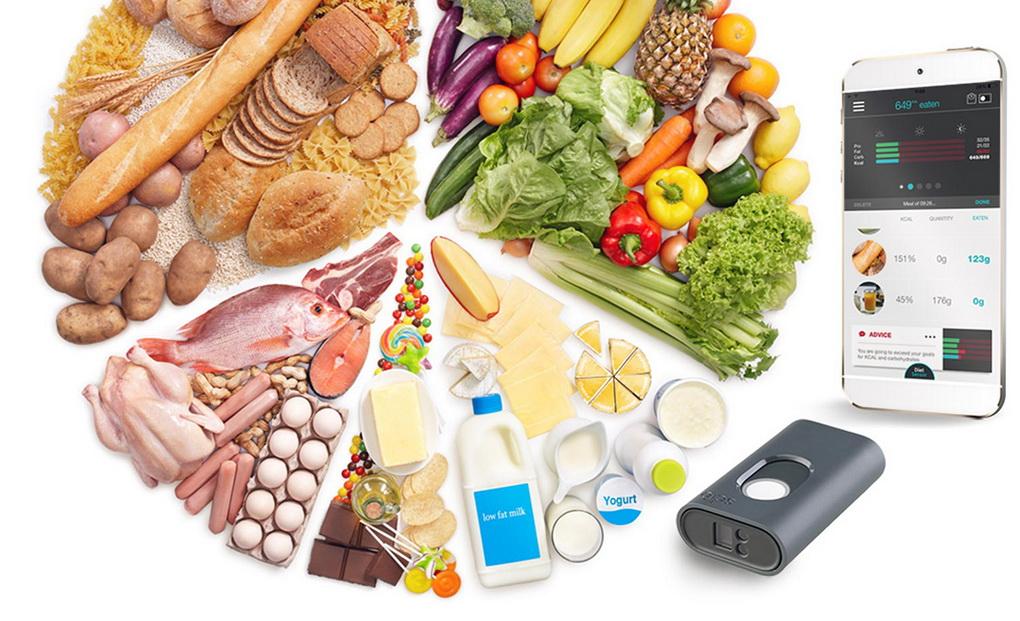 Сканеры еды-здоровый образ жизни