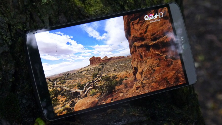Смартфон LG-Экран