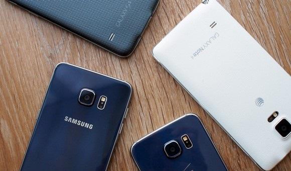 Смартфоны-флагманы от Samsung - главное фото