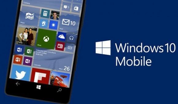 Смартфоны на Windows 10 Mobile получают обновление